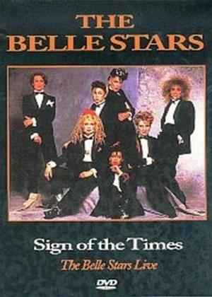 Rent The Belle Stars: Sign of the Times Live Online DVD Rental