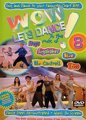 Wow! Let's Dance: Vol.8 Online DVD Rental