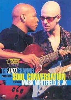 Mark Whitfield: Soul Conversation Online DVD Rental