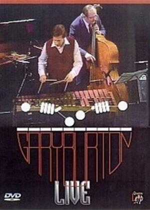 Gary Burton: Live Online DVD Rental