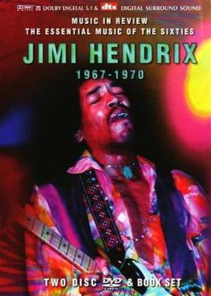 Jimi Hendrix: Music in Review Online DVD Rental