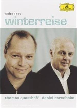 Rent Schubert: Winterreise: Thomas Quasthoff Online DVD Rental