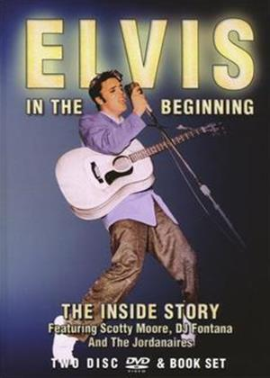 Rent Elvis Presley: In the Beginning Online DVD Rental
