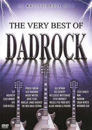The Very Best of Dadrock Online DVD Rental