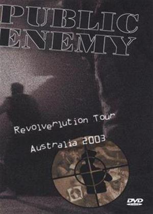 Public Enemy: Revolverlution Tour Australia 2003 Online DVD Rental