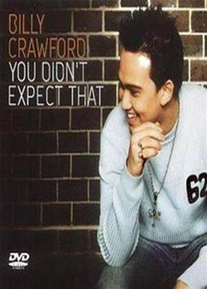 Billy Crawford: You Didn't Expect That Online DVD Rental