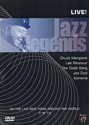 Rent Jazz Legends: Live: Vol.7 Online DVD Rental