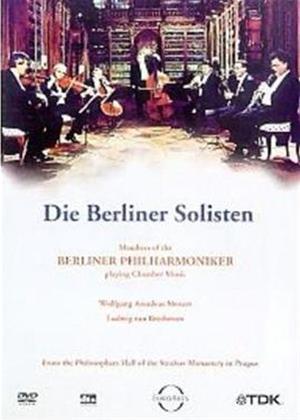 Rent Die Berliner Solisten Online DVD Rental