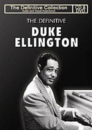 Duke Ellington: The Definitive Duke Ellington Online DVD Rental