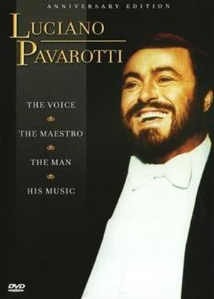 Rent Luciano Pavarotti: The Voice, The Maestro, The Man, His Music Online DVD Rental
