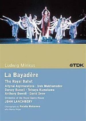 Minkus: La Bayadere Online DVD Rental