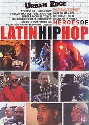 Heroes of Latin Hip Hop Online DVD Rental