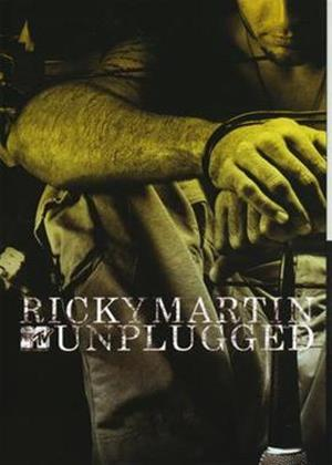Ricky Martin: MTV Unplugged Online DVD Rental
