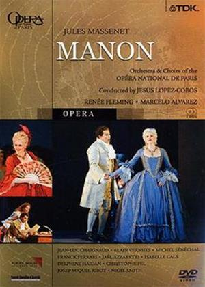 Rent Massenet: Manon: The Paris National Opera Online DVD Rental