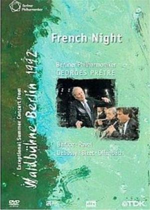 Rent Waldbuhne: French Night Online DVD Rental