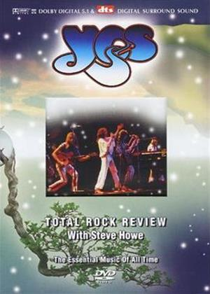 Yes: Total Rock Review Online DVD Rental