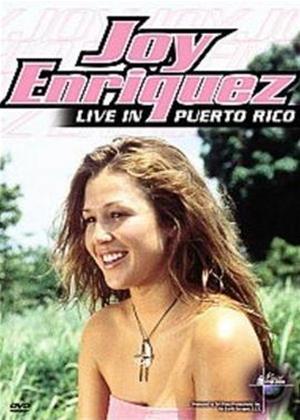 Joy Enriquez: Live in Puerto Rico Online DVD Rental