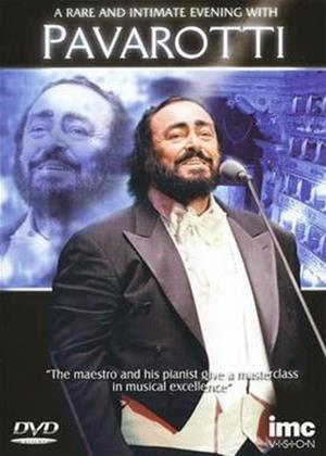 Rent Luciano Pavarotti: A Rare and Intimate Evening with Pavarotti Online DVD Rental
