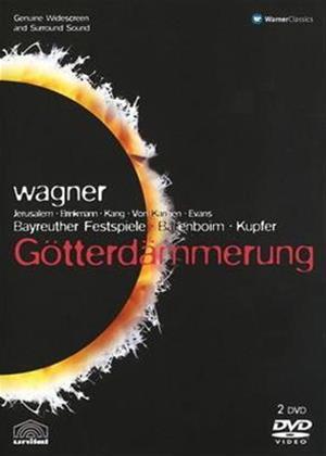 Bayreuth Festspielhaus / Daniel Barenboim: Die Gotterdammer Online DVD Rental