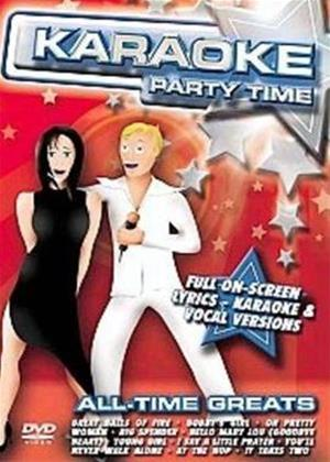 Karaoke Party Time: All Time Greats Online DVD Rental