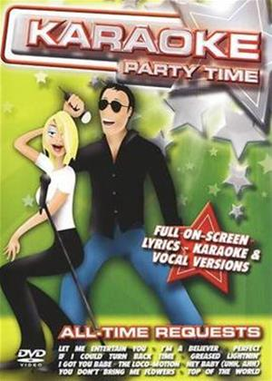 Karaoke Party Time: All Time Requests Online DVD Rental