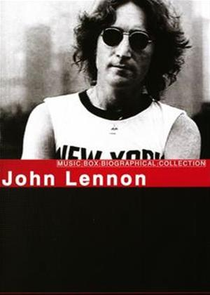 John Lennon: Music Box Biography Online DVD Rental