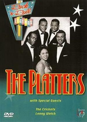 Rent The Platters: With the Crickets and Lenny Welch Online DVD Rental
