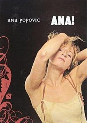Ana Popovic: Ana! Online DVD Rental