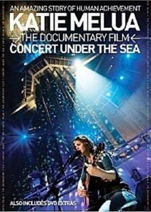 Katie Melua: Concert Under the Sea Online DVD Rental