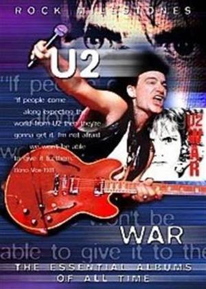 Rent U2: War Online DVD Rental