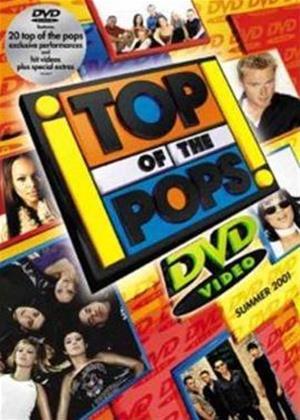 Rent Top of the Pops Summer 2001 Online DVD Rental