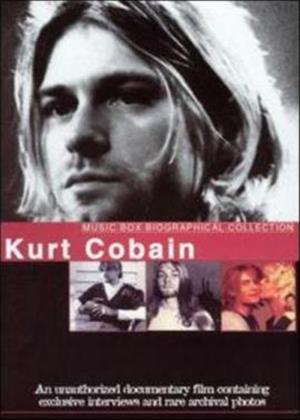 Music Box Biography: Kurt Cobain Online DVD Rental