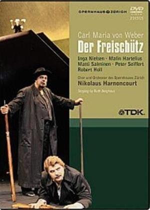 Rent Weber: Der Freischutz: Zurich Opera House Online DVD Rental