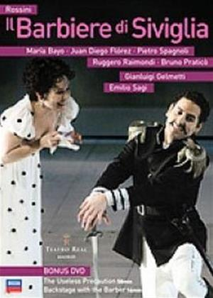 Rent Rossini: The Barber of Seville Online DVD Rental