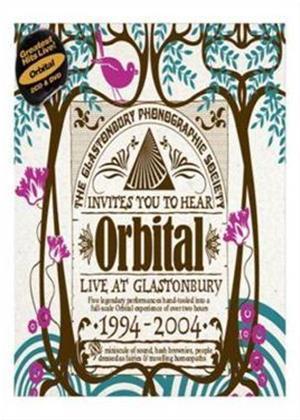 Rent Orbital: Glastonbury Live Online DVD Rental