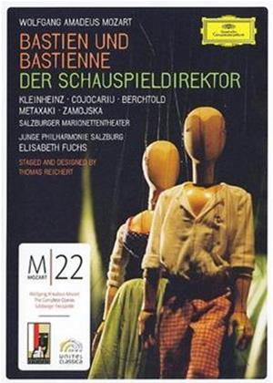 Rent Mozart 22: Bastien and Bastienne: Der Schauspieldirektor Online DVD Rental