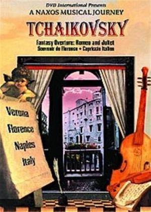 Tchaikovsky: Romeo and Juliet Fantasy Overture / Capriccio Italien / Souvenir De Florence Online DVD Rental