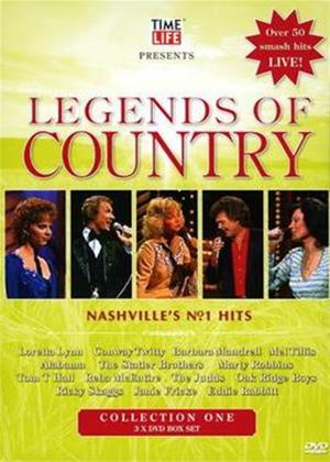 Rent Legends of Country: Live Online DVD Rental