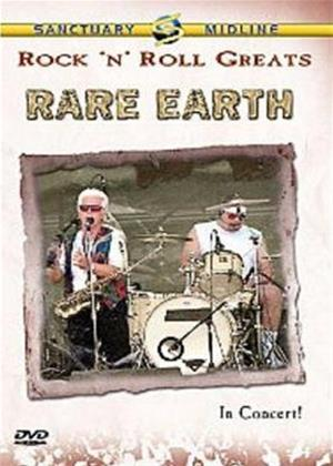 Rock 'n' Roll Greats: Rare Earth Online DVD Rental