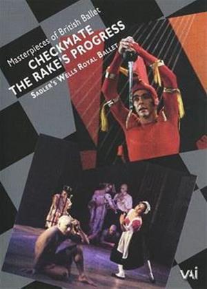 Rent Masterpieces of British Ballet Online DVD Rental