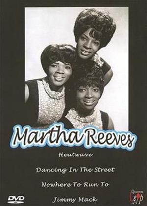 Rent Martha Reeves and the Vandellas in Concert Online DVD Rental