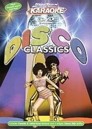 Startrax Karaoke: Disco Classics Online DVD Rental