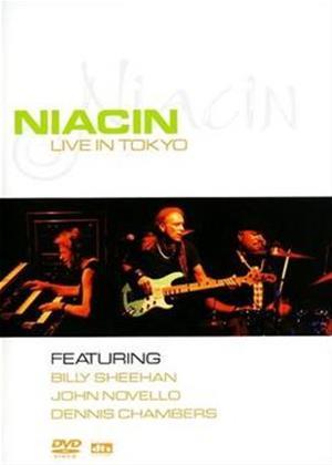 Rent Niacin: Live in Tokyo Online DVD Rental