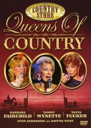 Countrystore Presents: Queens of Country Online DVD Rental