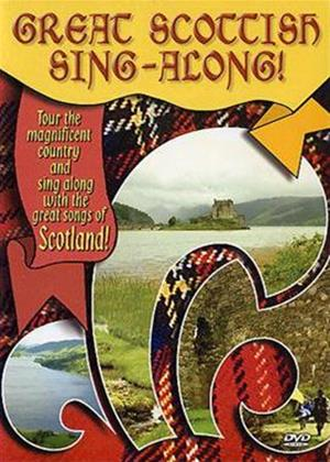 Rent Great Scottish Singalong Online DVD Rental