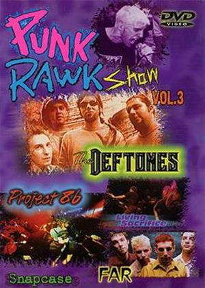 Rent Punk Rawk Show: Vol.3 Online DVD Rental