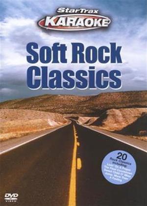 Startrax Karaoke: Soft Rock Classics Online DVD Rental