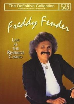 Freddy Fender: The Definitive Freddy Fender Online DVD Rental
