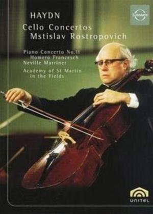 Rent Haydn: Cello Concertos: Piano Concerto No. 11 Online DVD Rental