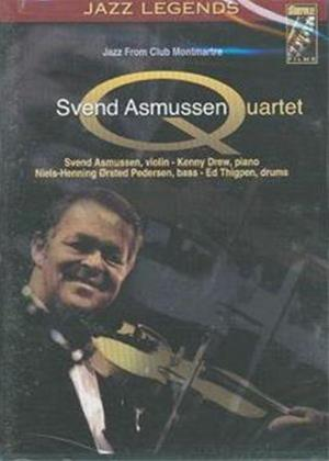 Rent Asmussen Quartet, Svend: Jazz from Club Montmartre Online DVD Rental